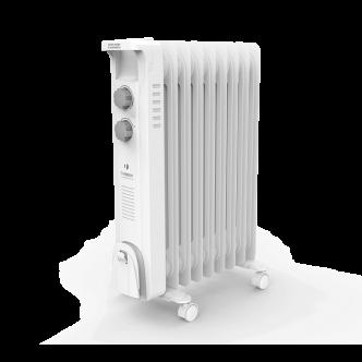 TOR21BC 001 - Масляный радиатор Timberk Blanco Ext TOR 21.1206 BC