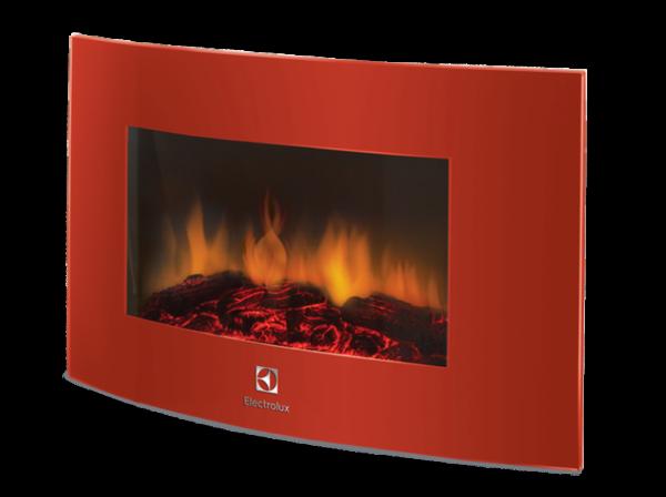 78b4999300ddac85414468385bdcfb61 600x448 - Электрический камин Electrolux EFP/W-1200URLS (красный)
