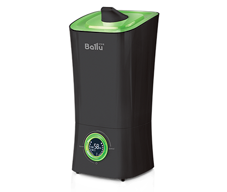 e498af86bbef3f685a23f1938cdf4ce0 - Ультразвуковой увлажнитель воздуха Ballu UHB-205 черно-зеленый