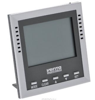 6fb7704d9b3e39bb94d65845a42dd771 - Цифровой термогигрометр Venta