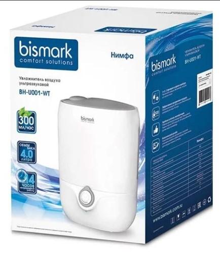bismark1 - Увлажнитель воздуха Bismark BH-U001-WT